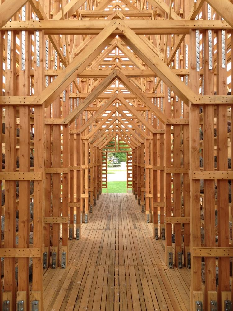 vernici per il legno e bioarchitettura