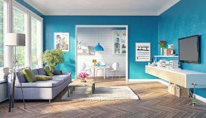 Colori Vernici Per Interni : Cromoterapia: le vernici allacqua renner italia per il colore e