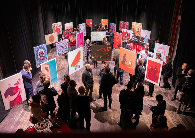 Premio Renner 2019, la mostra presso AtelierSì durante Art City