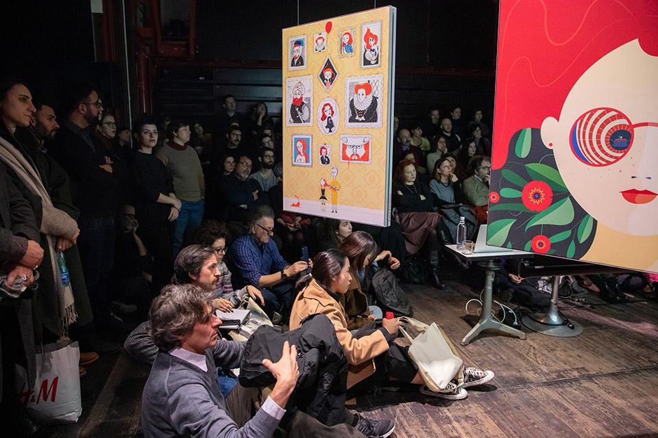 Premio Renner, incontro con Riccardo Falcinelli, autore di Cromorama